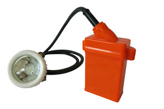 China Safety Explosion Proof LED Mining Lamp Large Capacity Lithium Ion Battery 4000mAh / 3.7V supplier