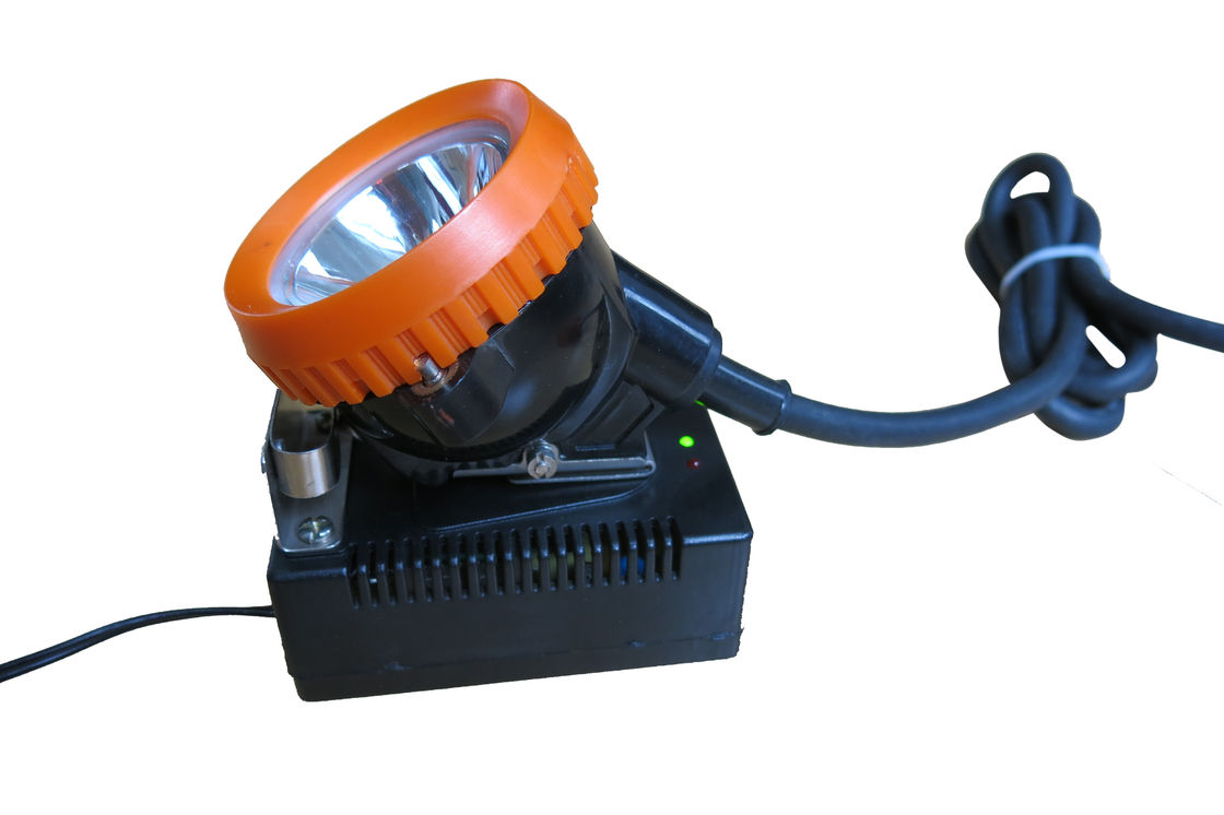 Durable LED Mining Headlamp Solid Structure , Mining Cap